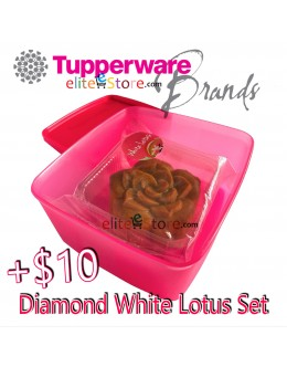 Mooncake 2in1 Diamonds [LOTUS] Set
