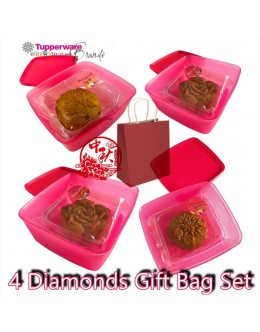 Mooncake 4Diamonds GIFT BAG Set