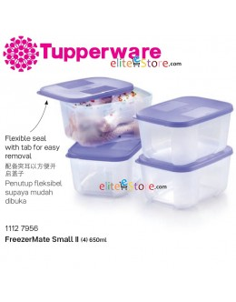 FreezerMate Purple Set 650ml x 4