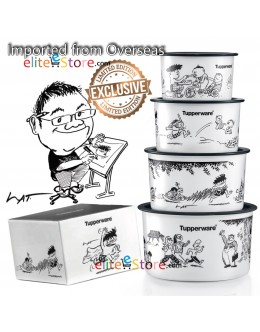 One Touch Topper Collection Gift Set [Lat the Kampung Boy]