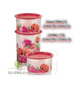 One Touch Topper [Peony] Set