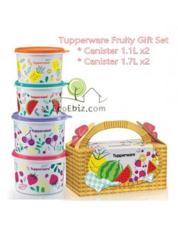 Fruity Take Canister Gift Set