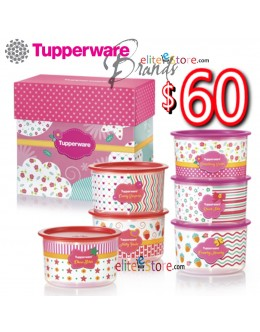 One Touch Topper 6in1 Gift Set [Blushing Pink WarmHome] With Gift Box