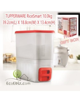 RiceSmart 10kg Rice Smart (Red)