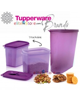 EzyStacker 3in1 Set: 2.3L +840ml x2