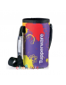 Tumbler with Pouch 1.5L [PURPLE Painting] High Handolier