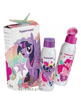 PONY BOTTLE Gift box set 750ML  X2