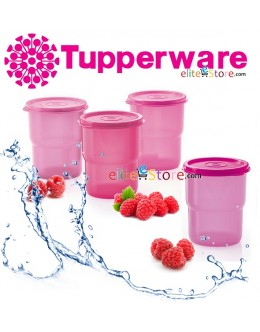 Tumbler with Seal 225ml [Sweet Pink Cup with lid]