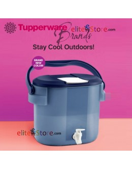 Water Dispenser Outdoor Cooler 8.7L [BLACKBluey]