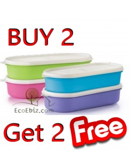 Lunch Box Oval Keeper 450ml [BUY2 FREE2]