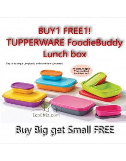 FoodieBuddy Lunch box [BUY1 FREE1]