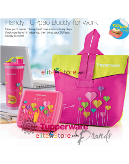 Trendy SWEETHEART Lunch 3 in 1 Set