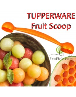Scoop /Melon Baller [Orange] -For Fruits / Ice Cream / Rice ball