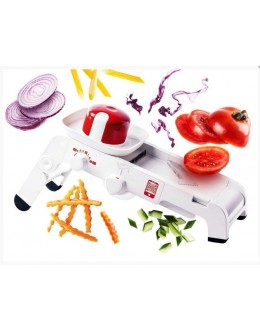 Mando Chef w/ Free Grater Blade (Comes with Box)