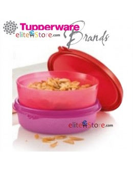 Handy Snack Bowl 2in1 Set 170ml [PinkyMeganta]