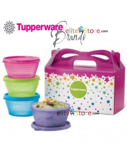 StarSnack Bowl / Keeper 500ml 4in1 set with Gift Box