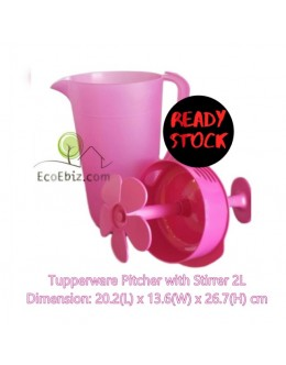 Pitcher with Stirrer 2L