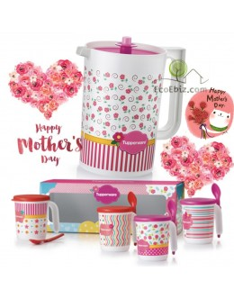 LovelyMOM Pitcher & Mug Set