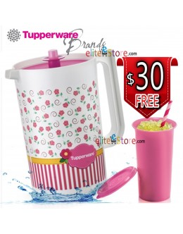 WarmHome Pitcher 2L [Blushing Pink]