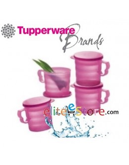 Mugs with Seals 350ml [PinkyPurple]