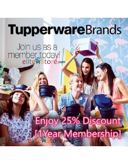 TUPPERWARE Paperless MEMBERSHIP [1Year]